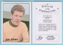 Oxford United John Shuker 31